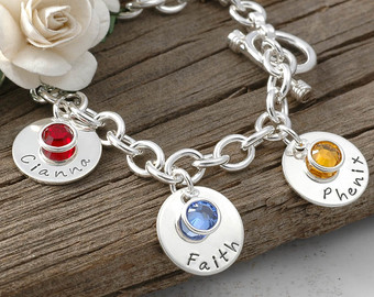 Friendship Lucky Charm Bracelet
